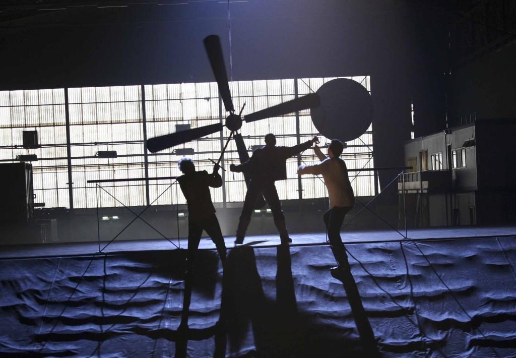 'Don Quichotte' in de Docklandhallen