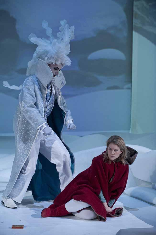 Het Meisje met de ZwavelstokjesXynix Opera