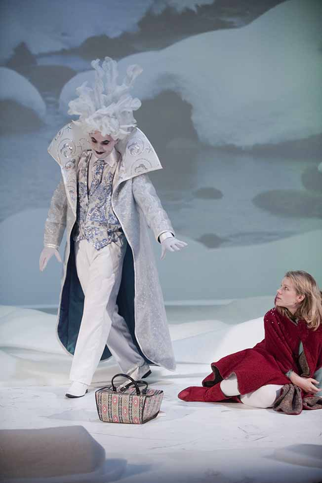 Het Meisje met de Zwavelstokjes<br /> Xynix Opera