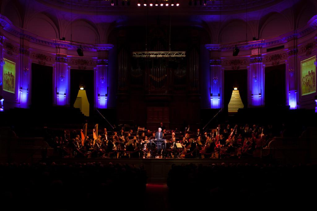 Jubileum Concertgebouw lichtontwerp Floriaan Ganzevoort 01