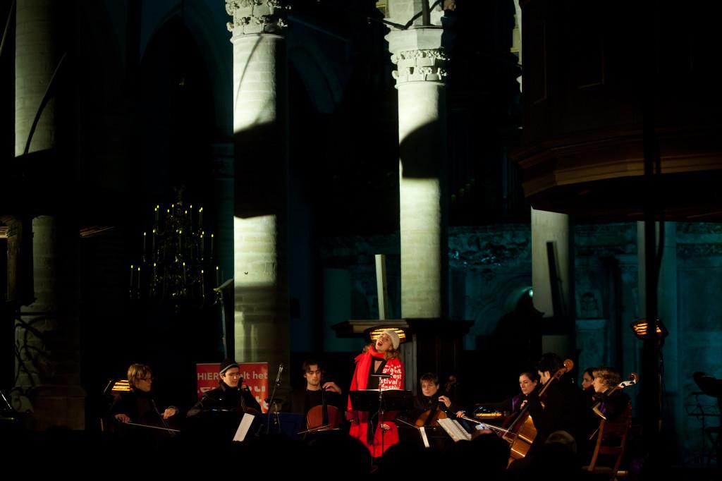 Kaarslichtconcert 2013 lichtontwerp Maarten Warmerdam Floriaan Ganzevoort 04