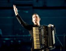 'Tsi Tsi Tsigane' by the Djordji Ferari Orkestar at Oerol Festival