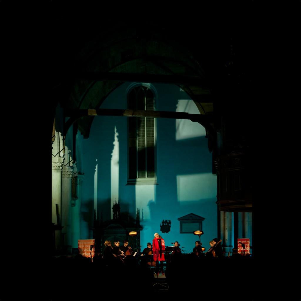 Kaarslichtconcert 2013 lichtontwerp Maarten Warmerdam Floriaan Ganzevoort 06