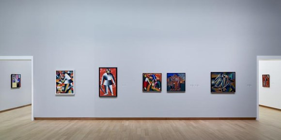 019.STEDELIJK MUSEUM -MALEVICH 2013-PH.GJ.vanROOIJ