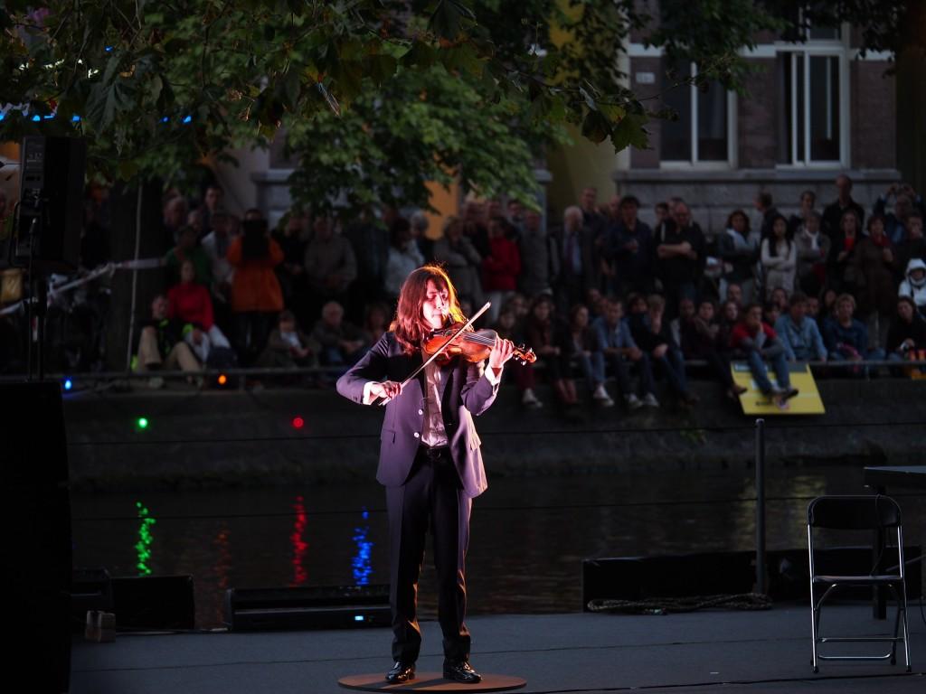 Opening Grachtenfestival 2014 lichtontwerp Floriaan Ganzevoort1