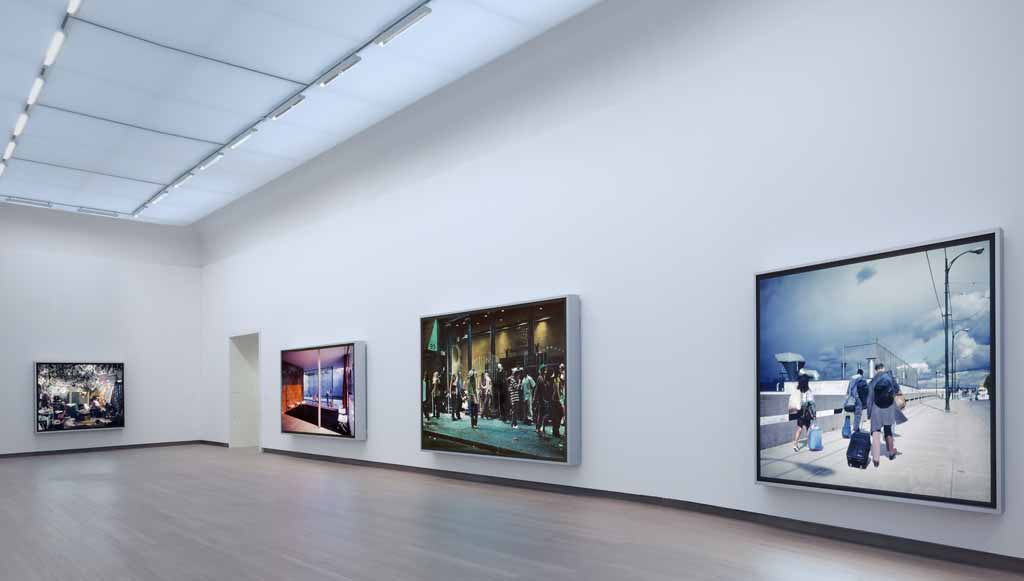 Jeff Wall Stedelijk Museum005