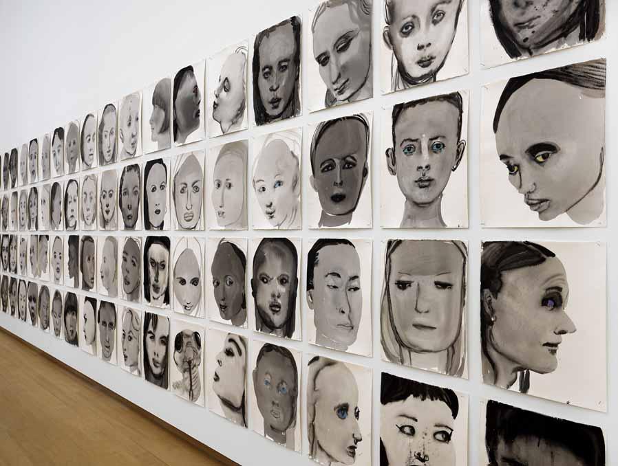 Dumas Stedelijk Museum lichtontwerp Maarten Warmerdam1