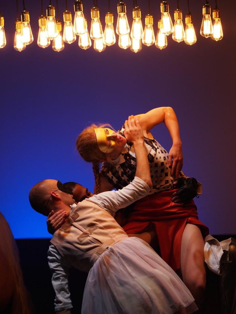 Kasimir und Karoline - Theater Basel Ulrike Quade - Scenography Floriaan Ganzevoort - 13