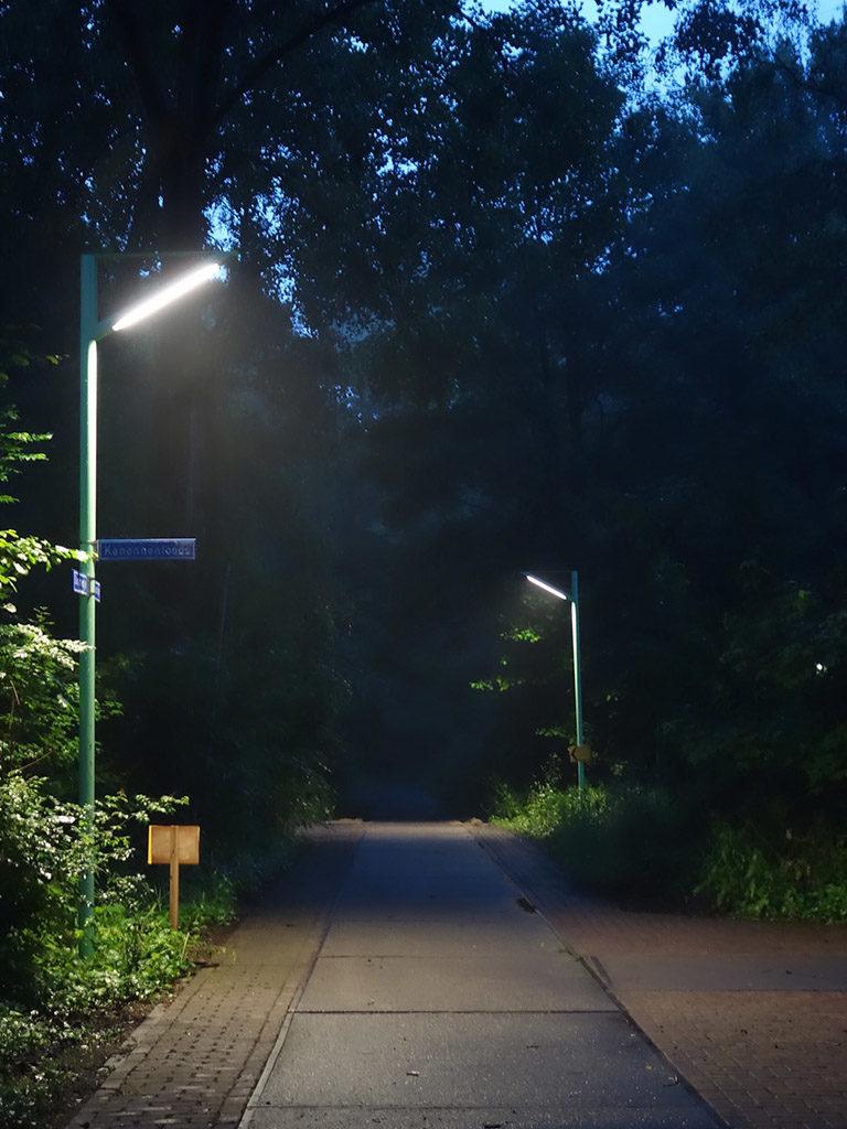 st-hembrug-bospad-lantaarn