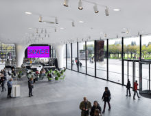New main entrance for Stedelijk Museum