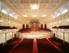 Herdenkingsconcert in Concertgebouw
