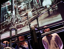 Muziek, licht en foto's van Edward Burtynsky