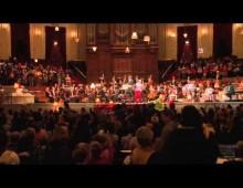 Peter en de Wolf in het Concertgebouw