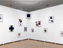 Kazimir Malevich in het Stedelijk