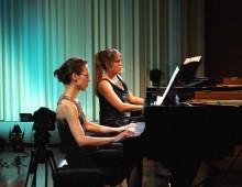 Pianoduo neemt Martlands werk op