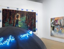Rudi Fuchs Opwinding in het Stedelijk