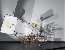 Jean Tinguely Machine Spectacle in Stedelijk Museum