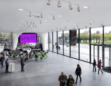 Nieuwe entree voor Stedelijk Museum