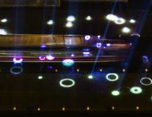 Ana Morphè laserinstallation Amsterdam Light Festival