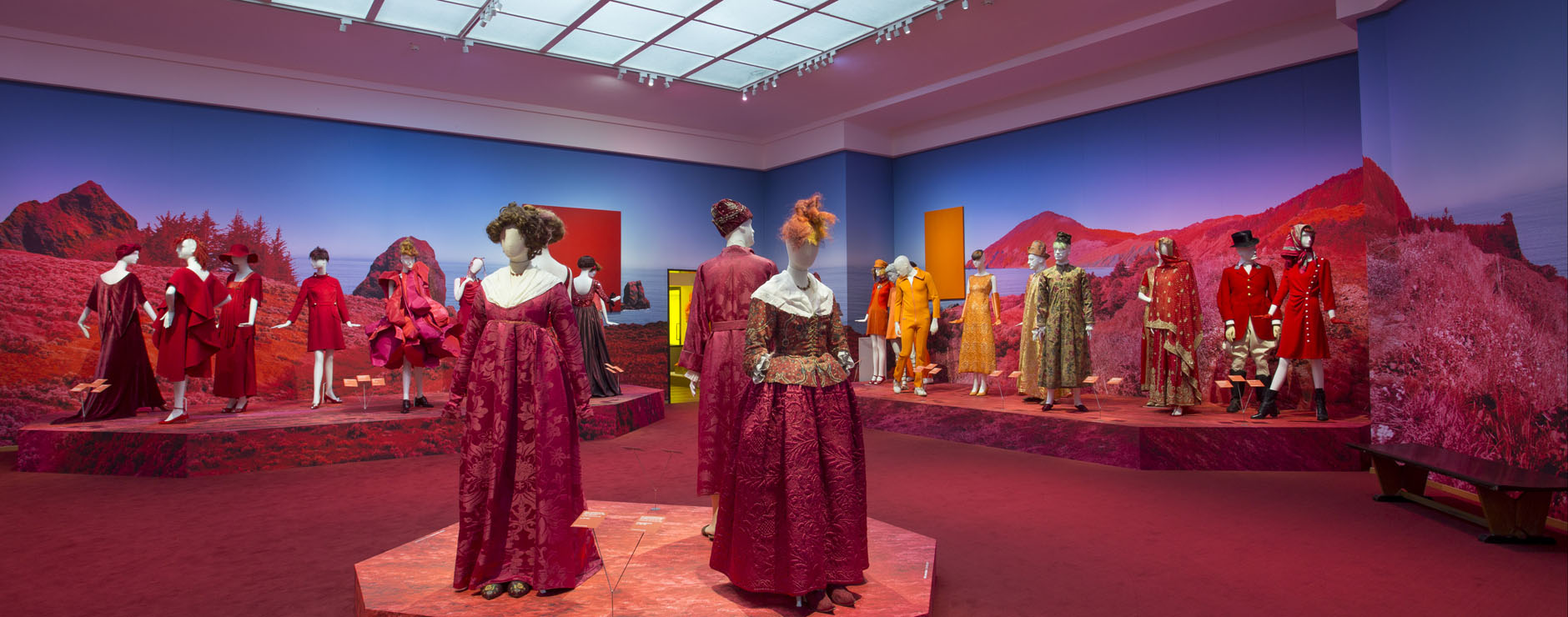 Kunstmuseum The Hague - Fashion in Colour