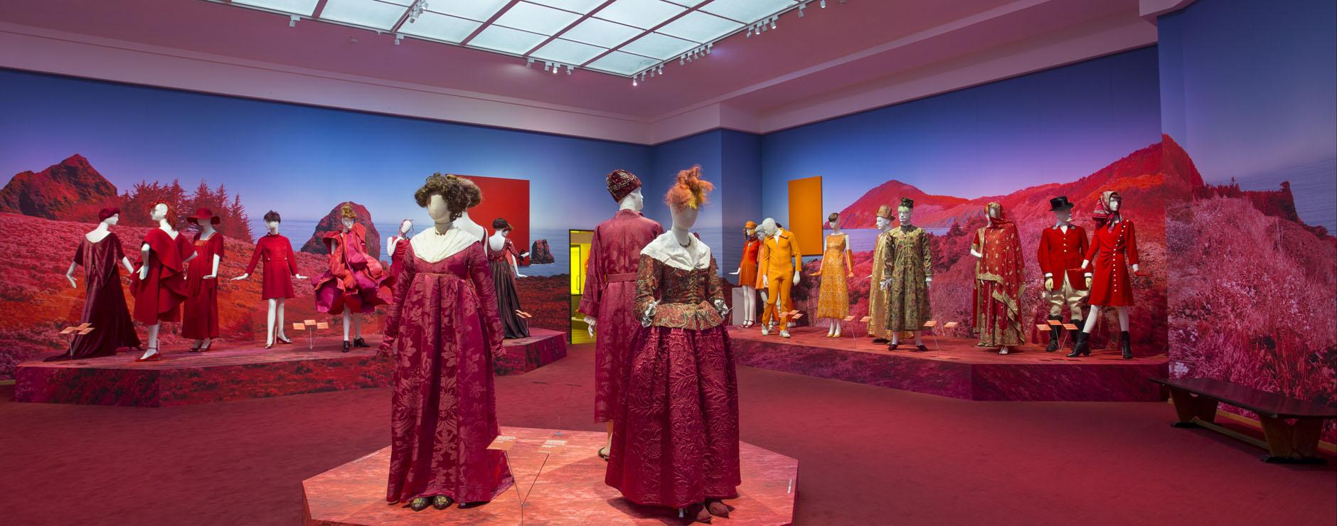 Kunstmuseum Den Haag - Mode in Kleur